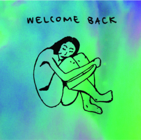Welcome Back Album Cover